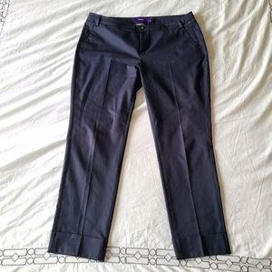 MEXX Ankle Navy Pant